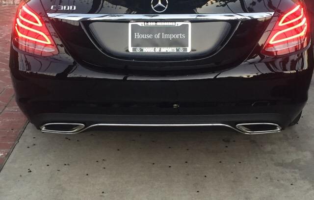 2015 Mercedes-Benz C-Class - photo 0