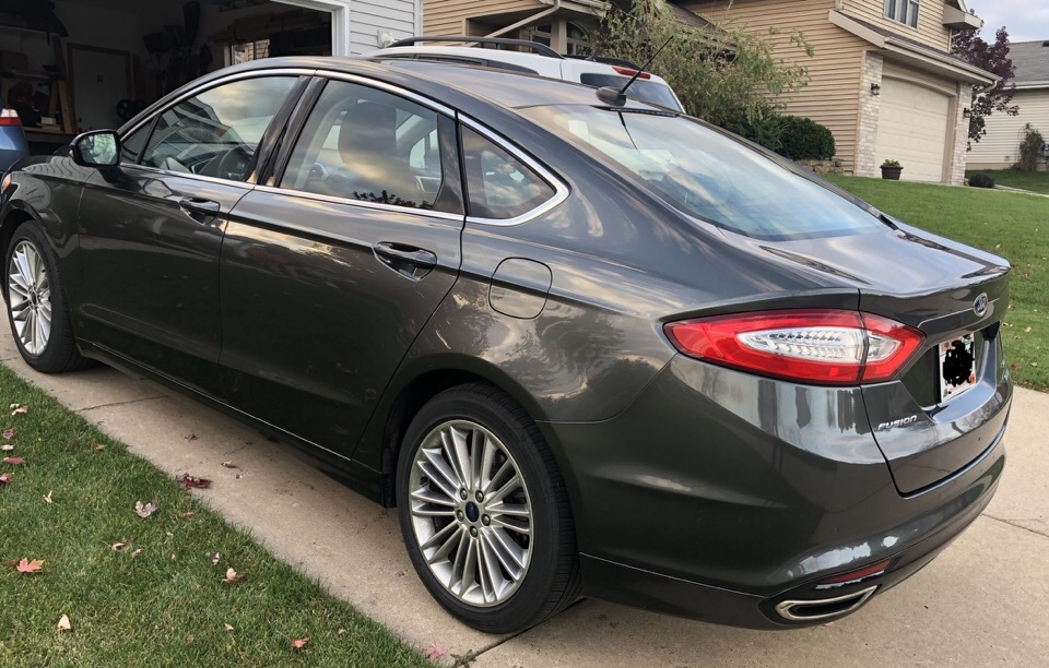2016 Ford Fusion - photo 1