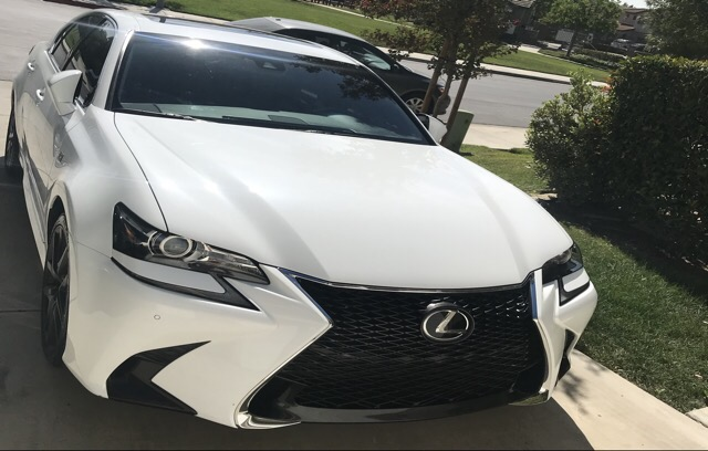 2016 Lexus GS 350 - photo 8