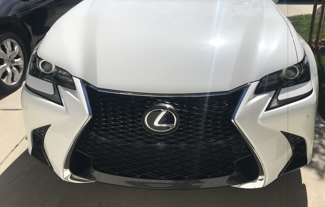 2016 Lexus GS 350 - photo 10