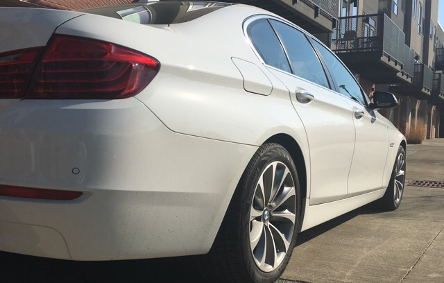 2016 BMW 5 Series - photo 2