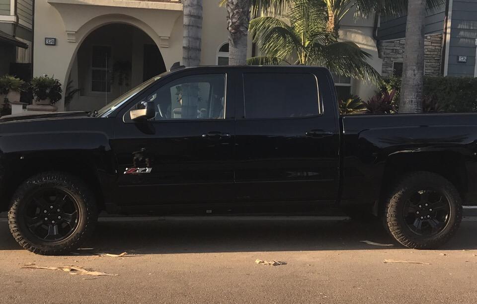 2017 Chevrolet Silverado 1500 - photo 0