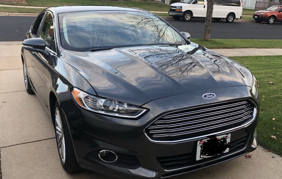 2016 Ford Fusion - photo 2