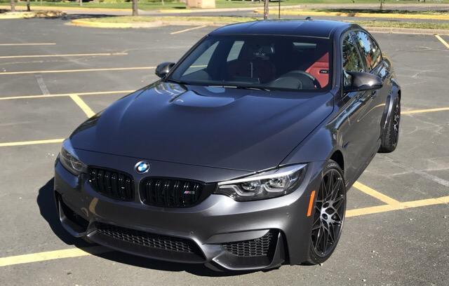 2018 BMW M3 - photo 1