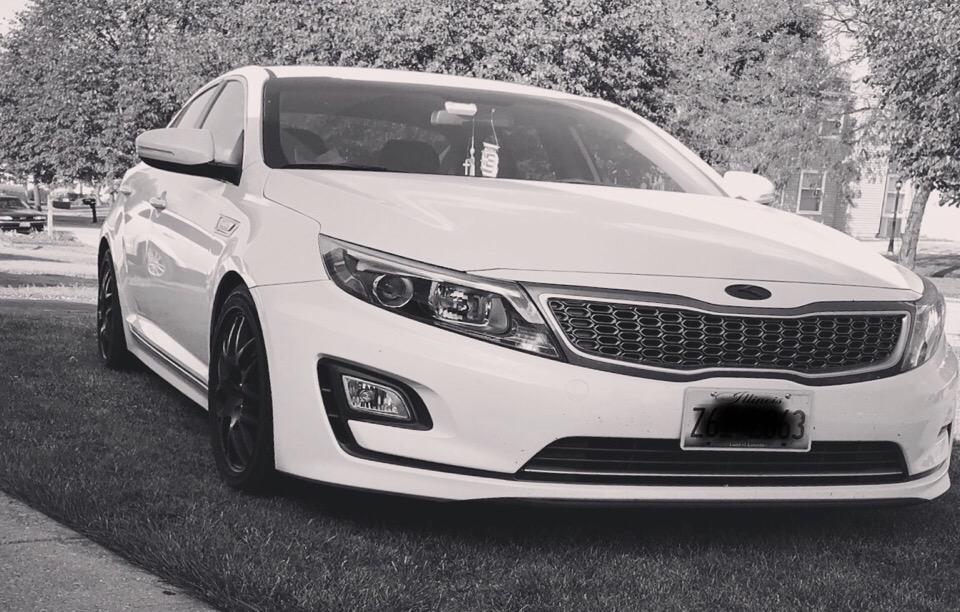 2015 Kia Optima Hybrid - photo 0