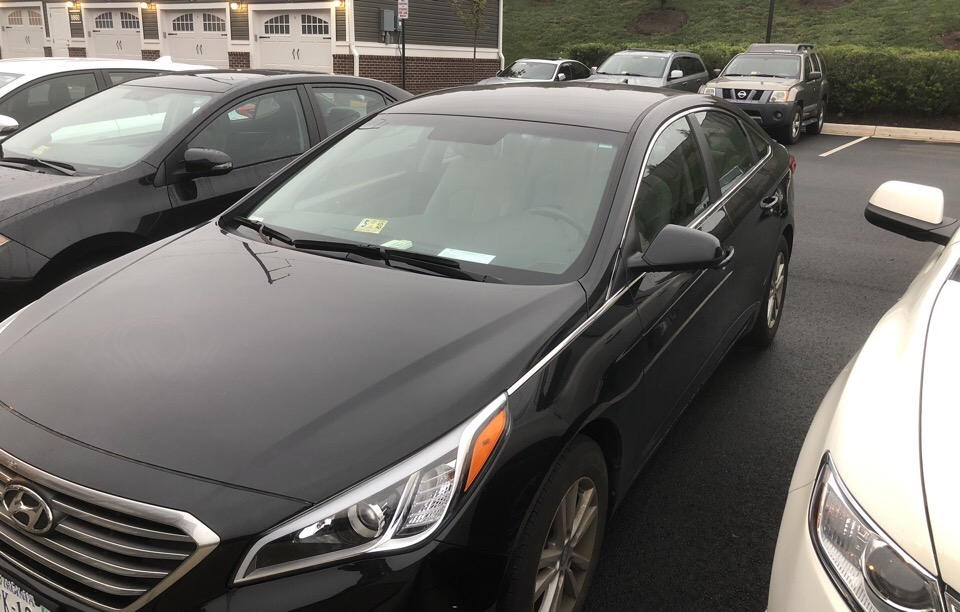2016 Hyundai Sonata - photo 2