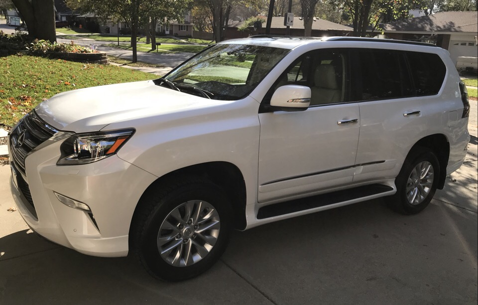 2017 Lexus GX 460 - photo 1