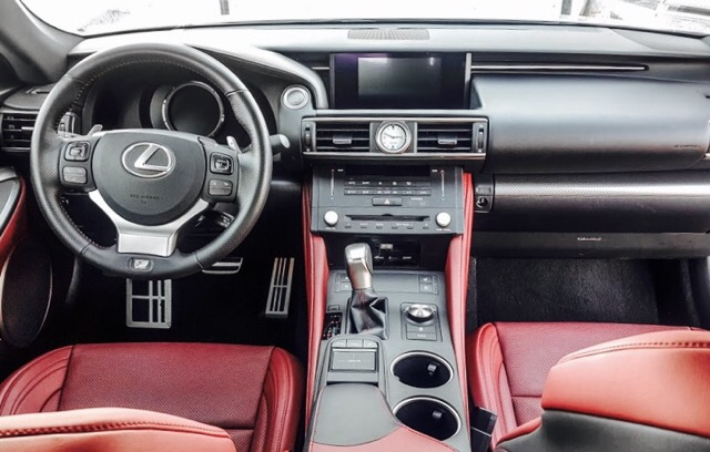 2016 Lexus RC 200t - photo 4
