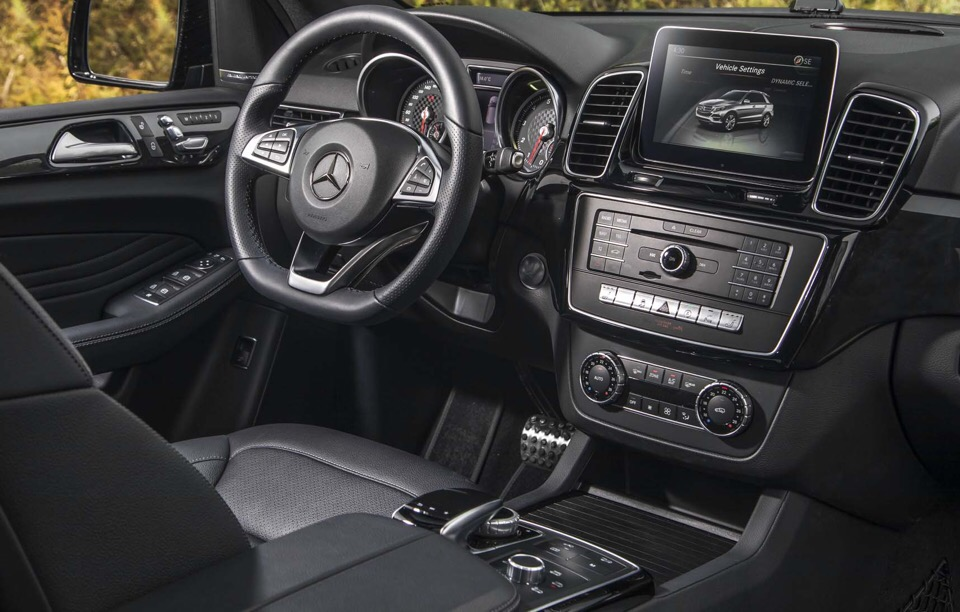 2016 Mercedes-Benz GLE - photo 3