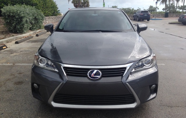 2015 Lexus CT 200h - photo 0