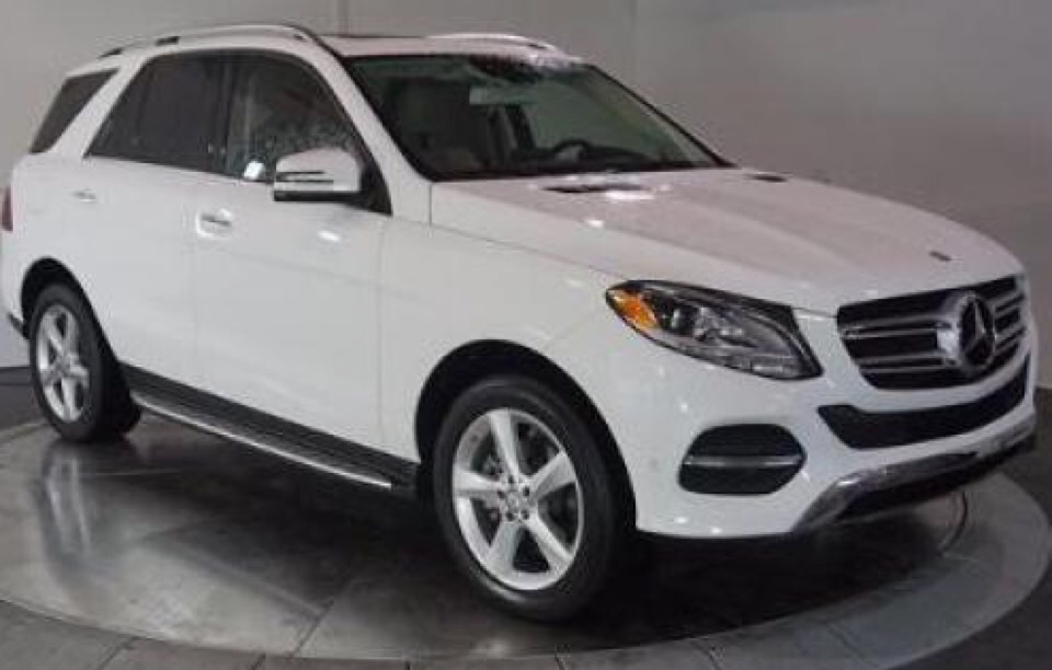 2016 Mercedes Benz Gle Photo 0