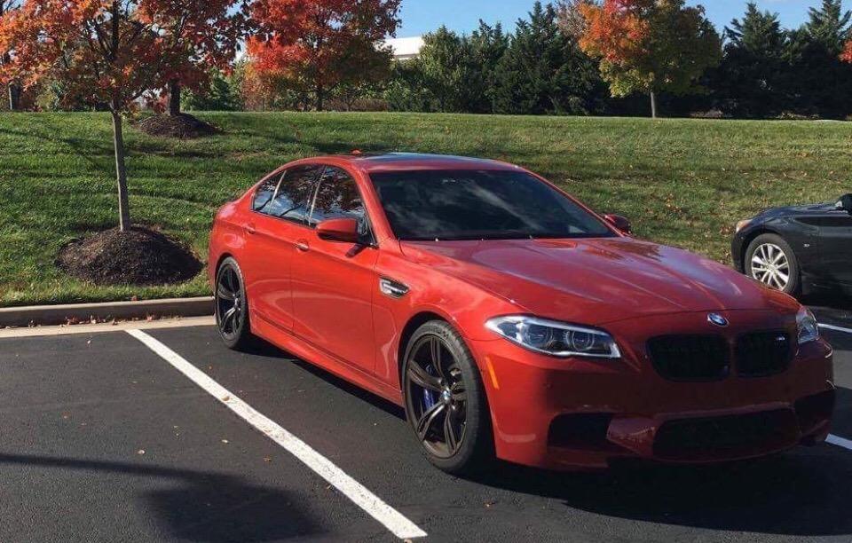2016 BMW M5 - photo 1