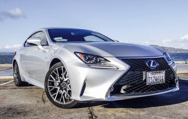 2016 Lexus RC 200t - photo 1