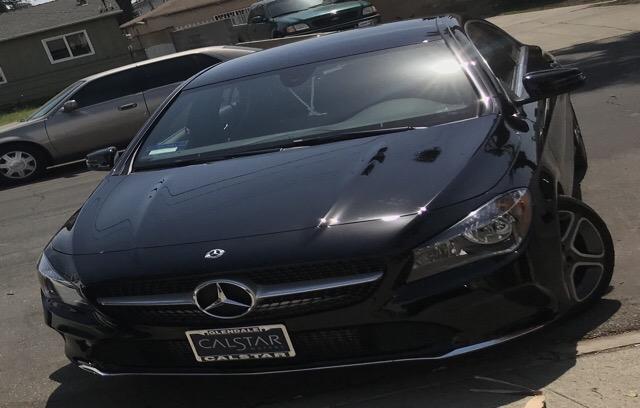 2018 Mercedes-Benz CLA - photo 2