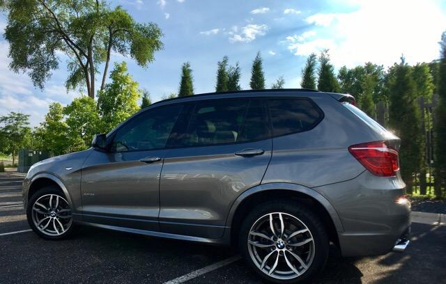 2016 BMW X3 - photo 1