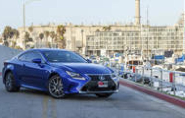 2016 Lexus RC 200t - photo 0