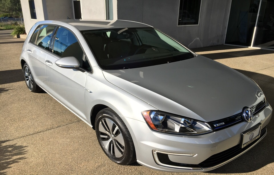 2016 Volkswagen e-Golf - photo 2