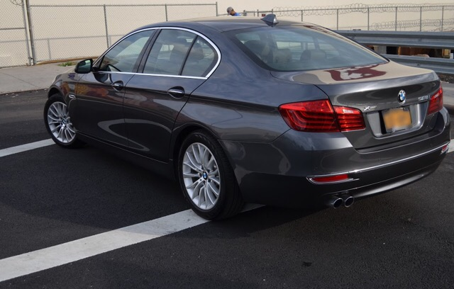 2016 BMW 5 Series - photo 4