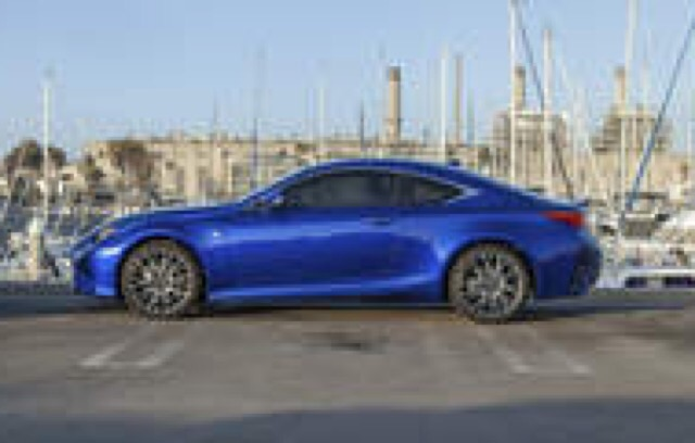 2016 Lexus RC 200t - photo 2