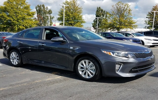 2018 Kia Optima - photo 0