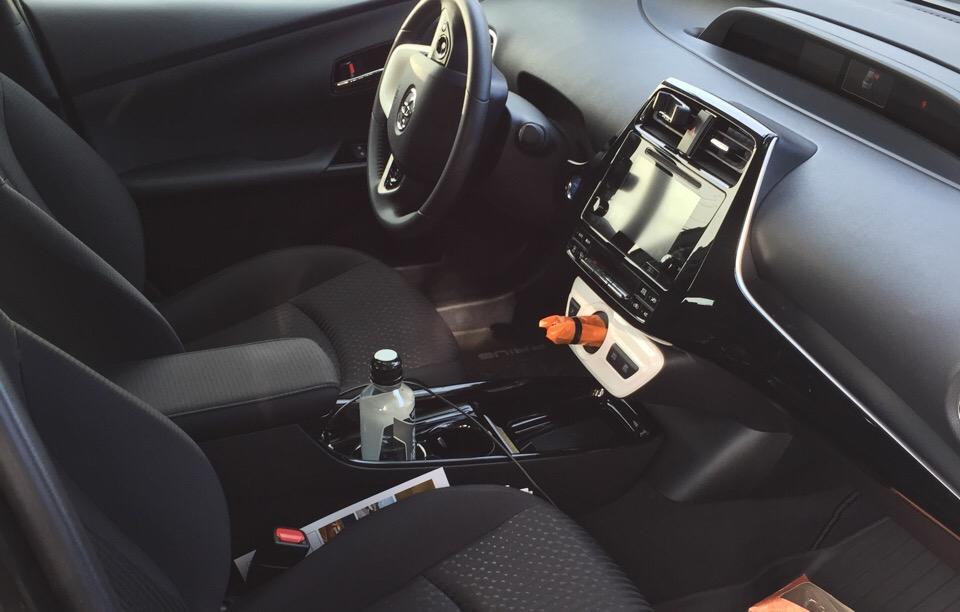 2017 Toyota Prius - photo 2