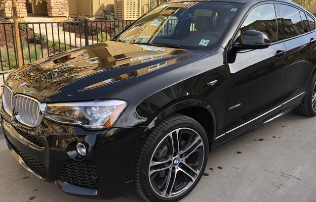 2018 BMW X4 - photo 0