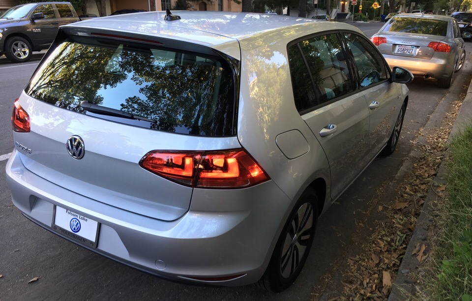 2016 Volkswagen e-Golf - photo 3