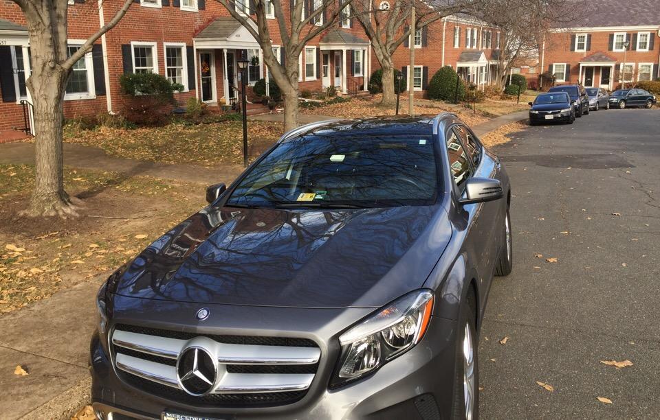 2017 Mercedes-Benz GLA - photo 0
