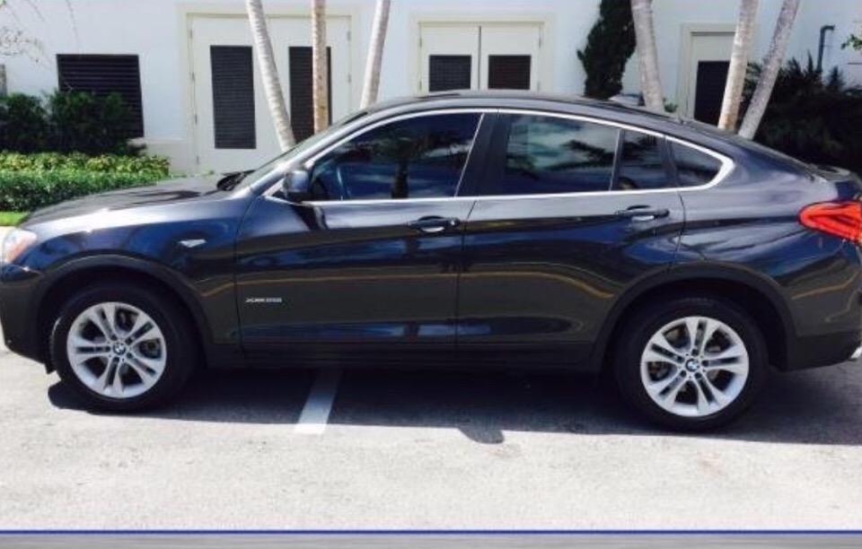 2016 BMW X4 - photo 1
