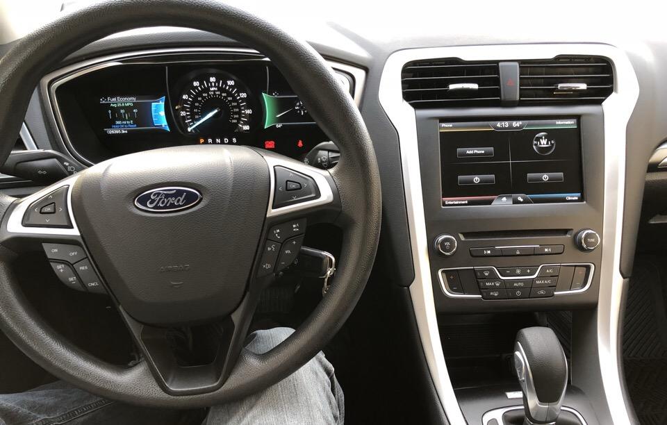 2016 Ford Fusion - photo 5