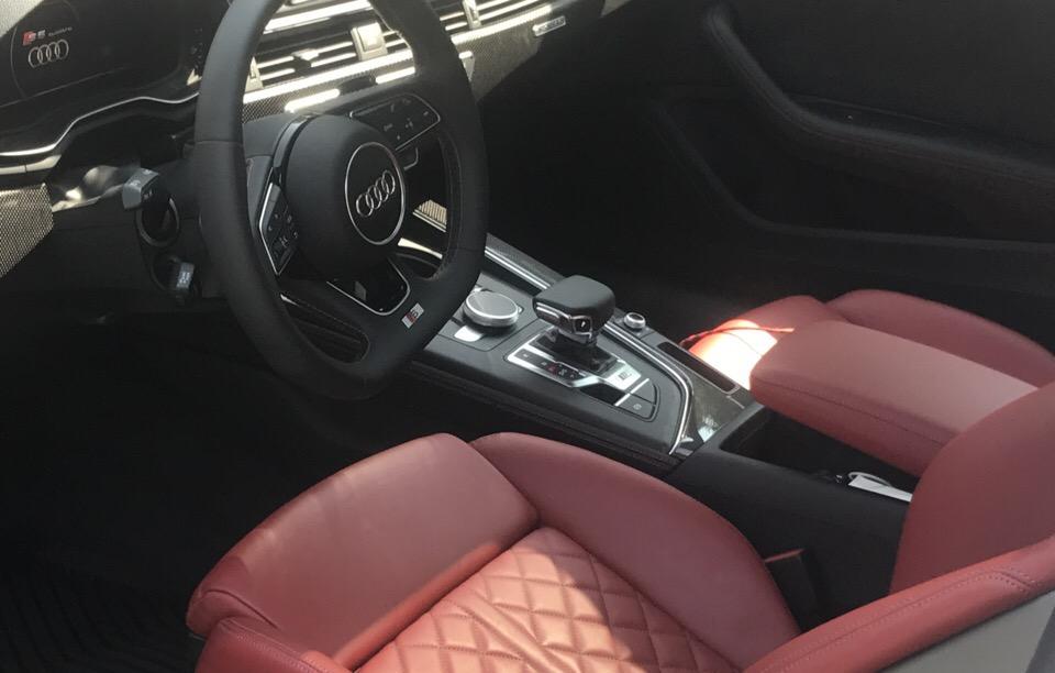 2018 Audi S5 - photo 1