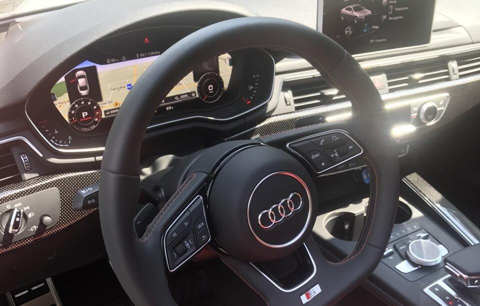 2018 Audi S5 - photo 3
