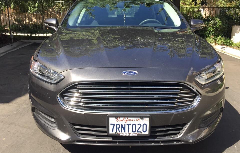 2016 Ford Fusion - photo 4