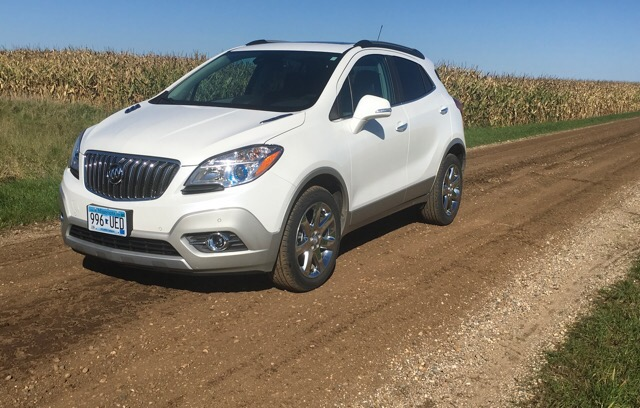 2016 Buick Encore - photo 2