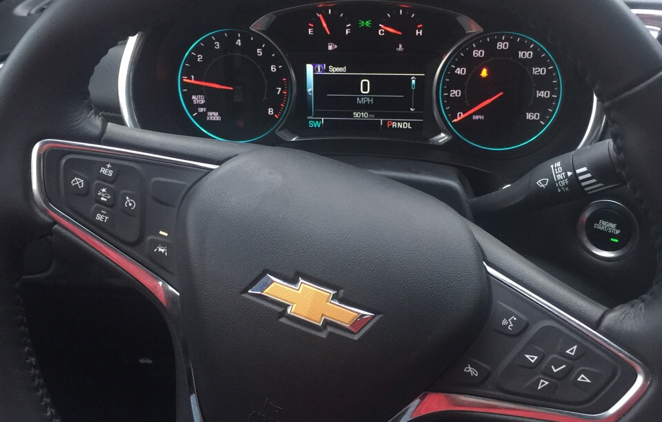 2016 Chevrolet Malibu - photo 2