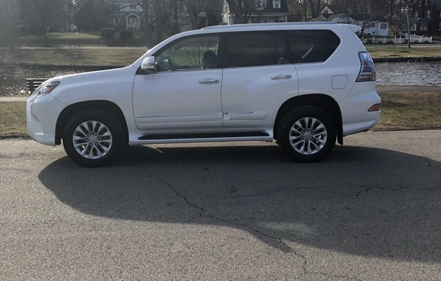 2016 Lexus GX 460 - photo 2