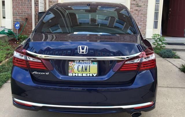 2016 Honda Accord - photo 3