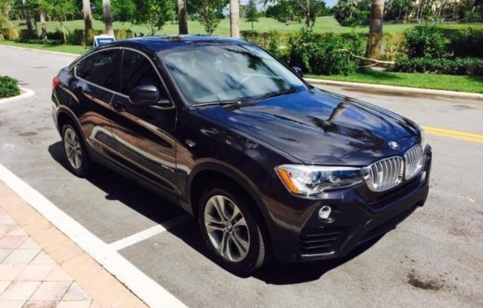 2016 BMW X4 - photo 0