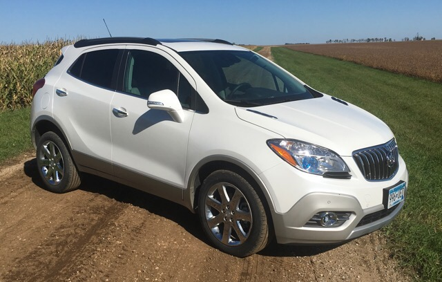 2016 Buick Encore - photo 1