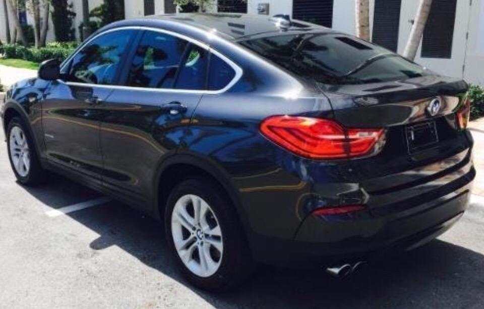 2016 BMW X4 - photo 2