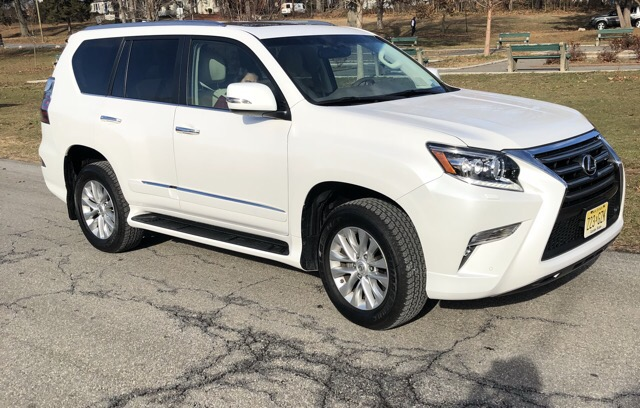 2016 Lexus GX 460 - photo 3