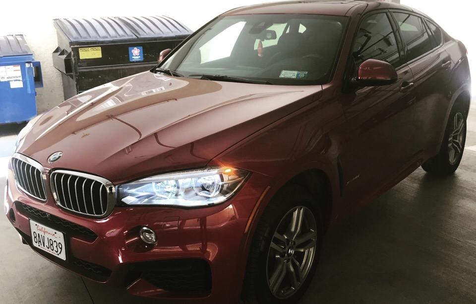 2017 BMW X6 - photo 0