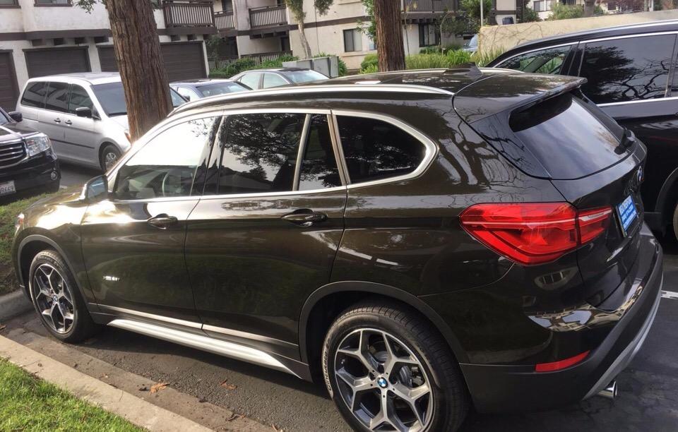 2017 BMW X1 - photo 4