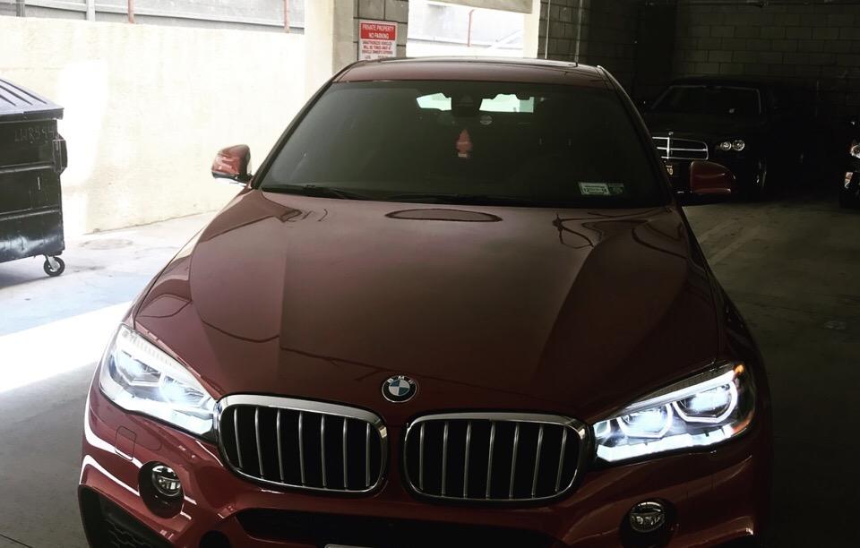 2017 BMW X6 - photo 1
