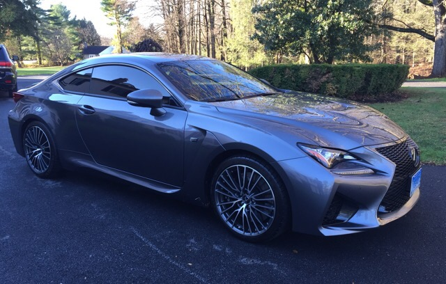 2015 Lexus RC F - photo 2