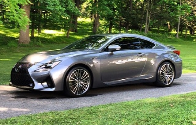 2015 Lexus RC F - photo 0