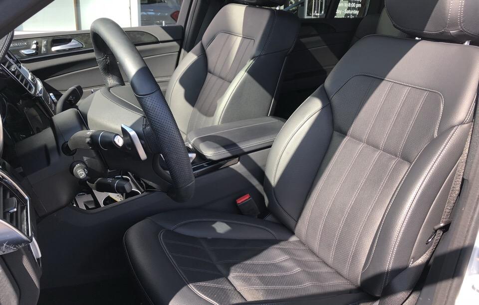 2017 Mercedes-Benz GLS - photo 9