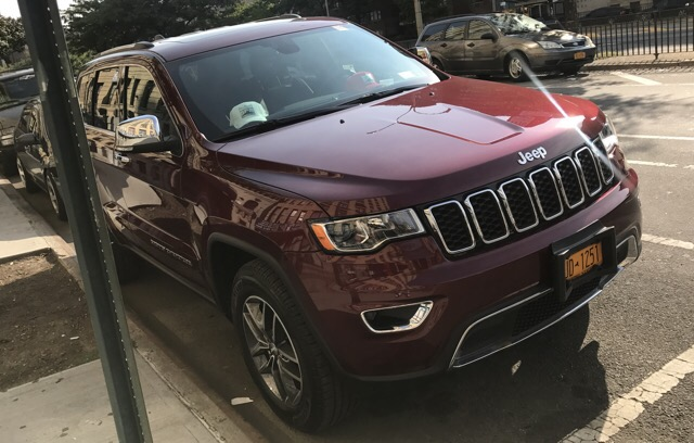 2017 Jeep Grand Cherokee - photo 1