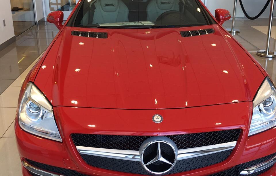 2016 Mercedes-Benz SLK - photo 1
