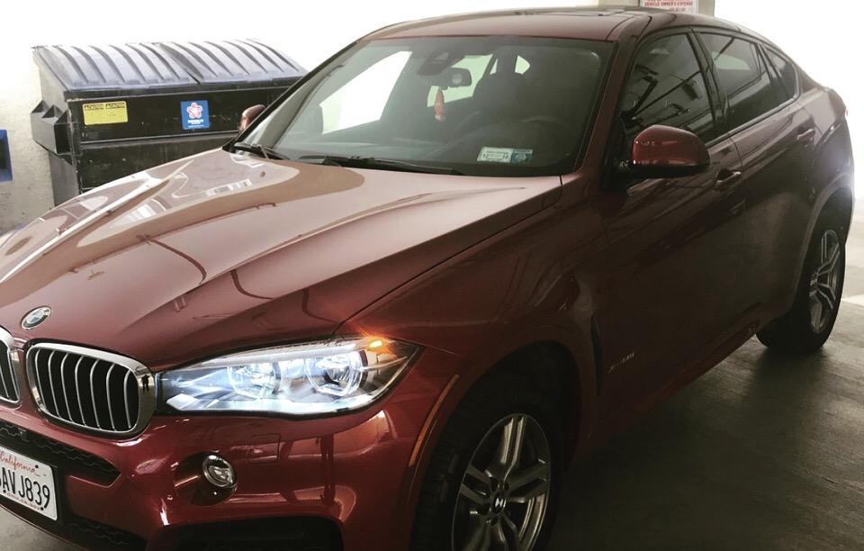 2017 BMW X6 - photo 2